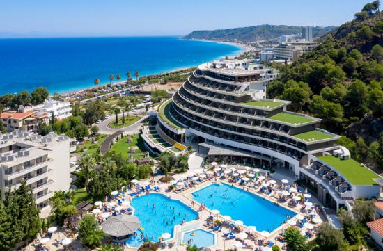 Olympic Palace Hotel Rhodos Ixia